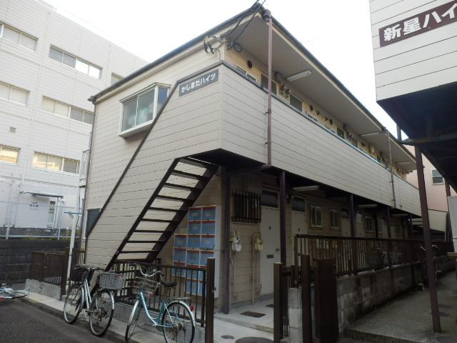 鹿島田ハイツ外観写真