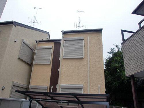 ソレーユ川崎外観写真