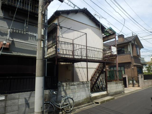 葵荘外観写真