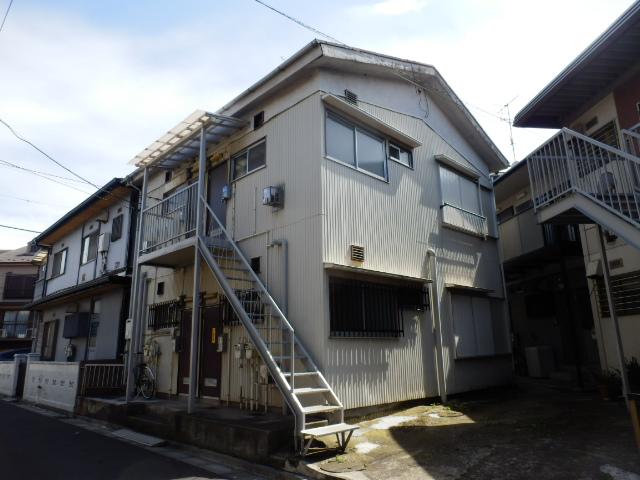 新稲田荘外観写真
