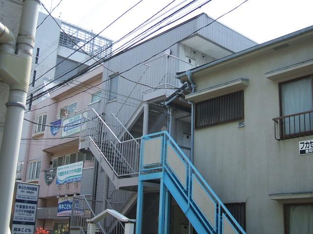 ピュアライフ松本外観写真