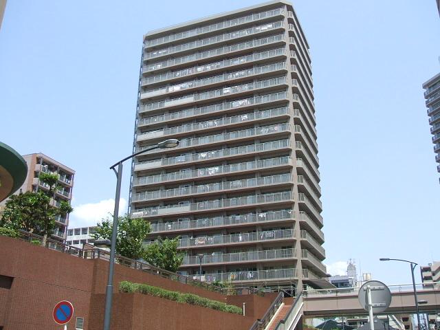 ヴィルクレール川崎タワー外観写真