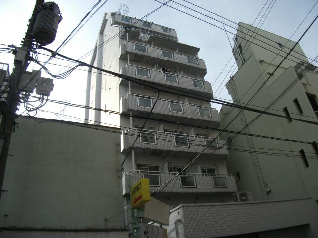 トップ川崎第3外観写真