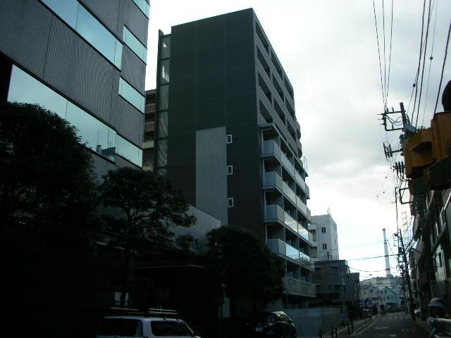 COMODO川崎外観写真