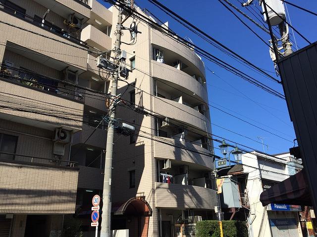 ビクセル川崎弐番館外観写真