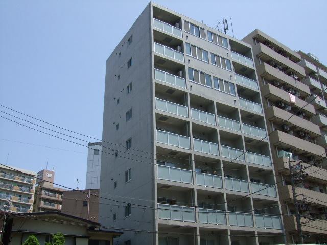 アフィーノ川崎外観写真