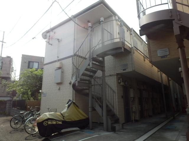 インベスト川崎5外観写真