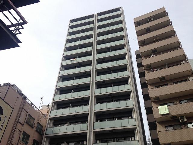 ダイイチフレア川崎外観写真