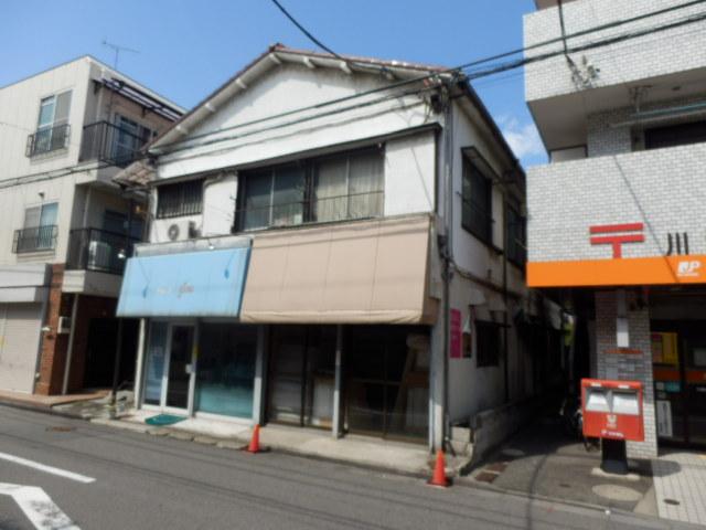 内田荘外観写真