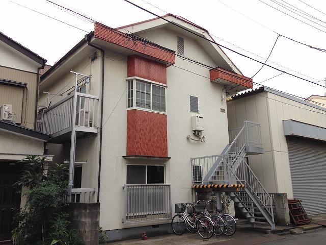 カーサ坪井外観写真