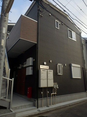 プレリュード川崎外観写真