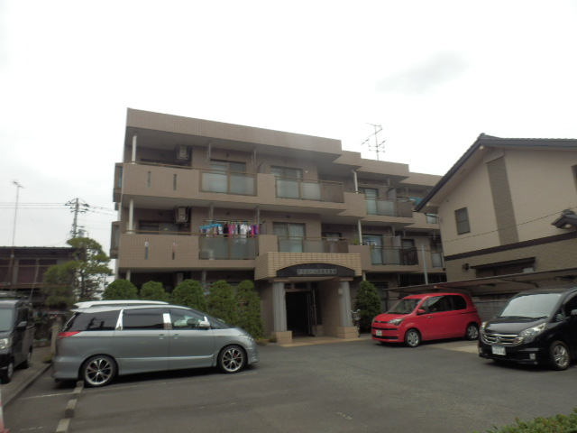 クリエール石渡弐番館外観写真