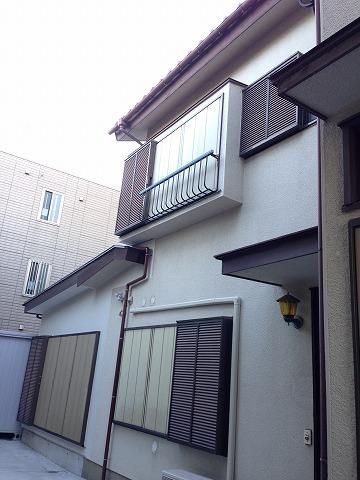 小田二丁目貸家外観写真