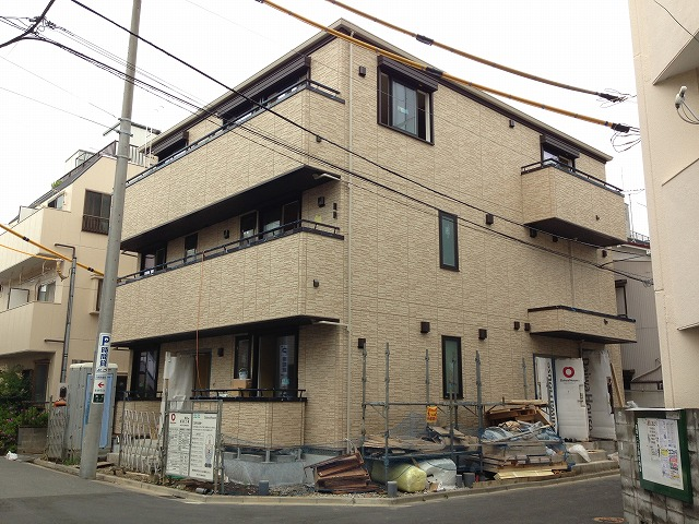 MATSUI HOUSE外観写真