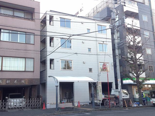 仮称)アメニティー川崎区藤崎マンション外観写真