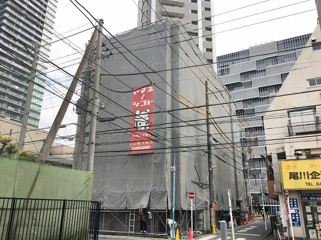 (仮)川崎中幸町三丁目計画外観写真