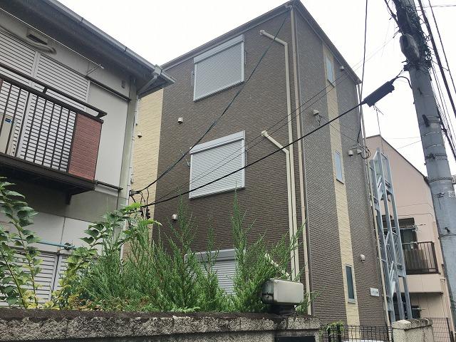 レクラン川崎外観写真