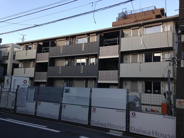 仮)D-room四谷上町外観写真