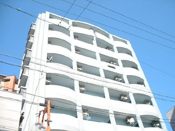 ガーデンハイツ港陽外観写真