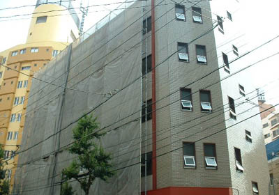 名古屋駅西ビル外観写真