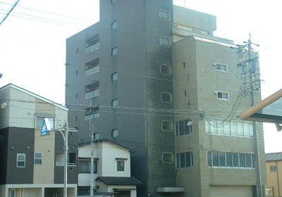 山王運輸ビル外観写真