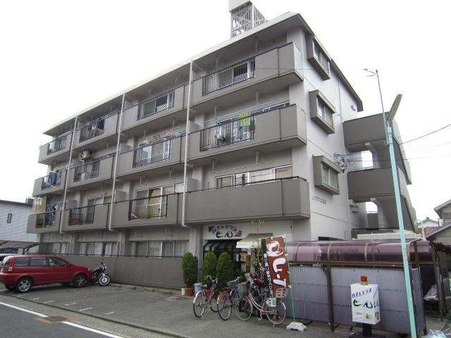 レジデンス成田外観写真
