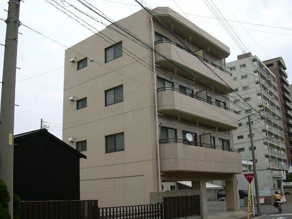 山田ハイツ外観写真