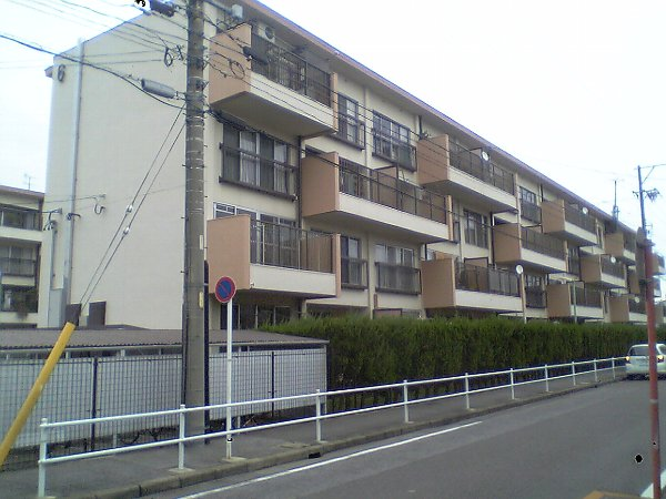 中郷西住宅 5棟外観写真