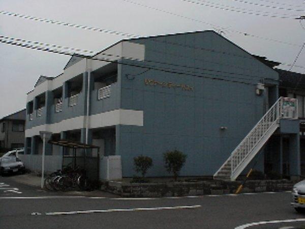 リバーシティ安井外観写真