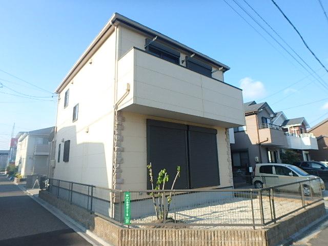 リースホーム戸田外観写真
