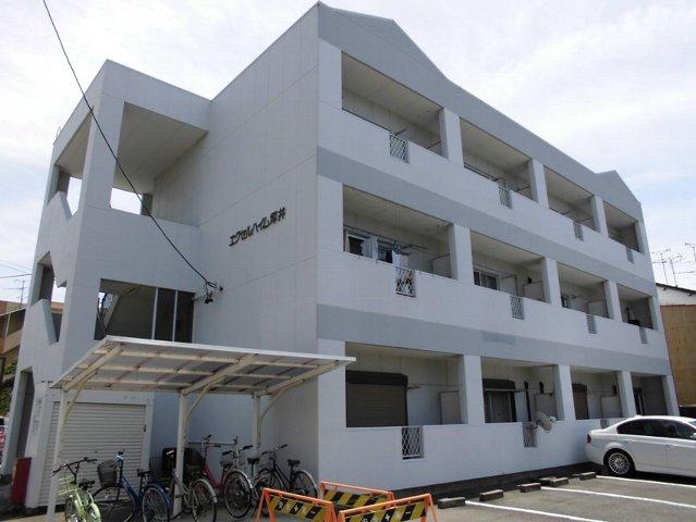 エクセルハイム坪井外観写真