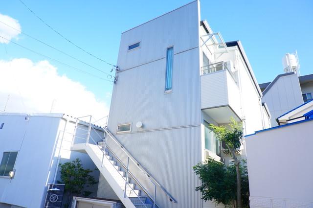 アパートメントU外観写真