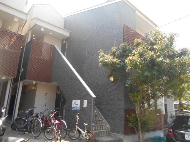 フルハウス六番町外観写真