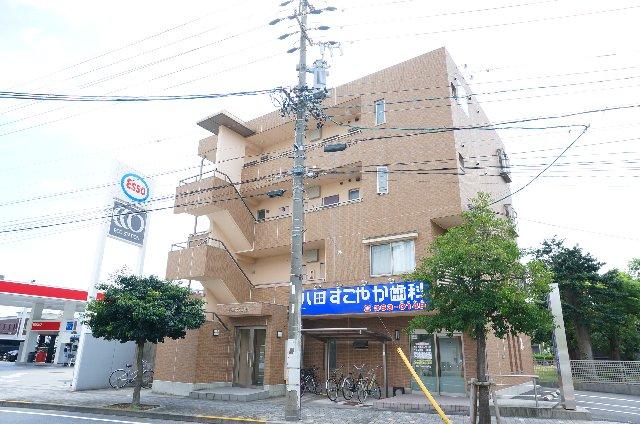 ルミネス八田外観写真