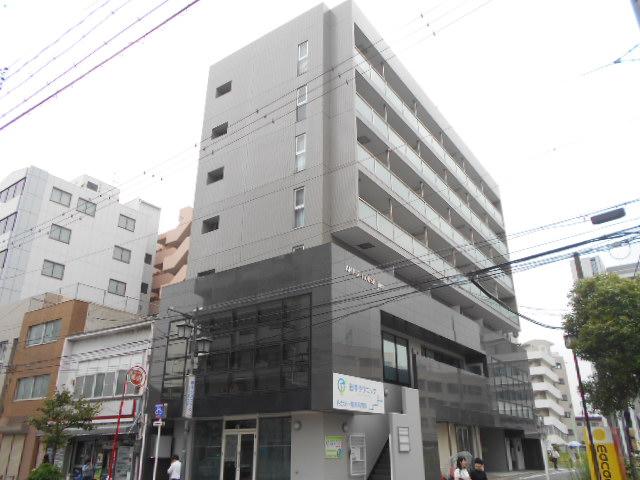 AMBER HOUSE JINGU外観写真