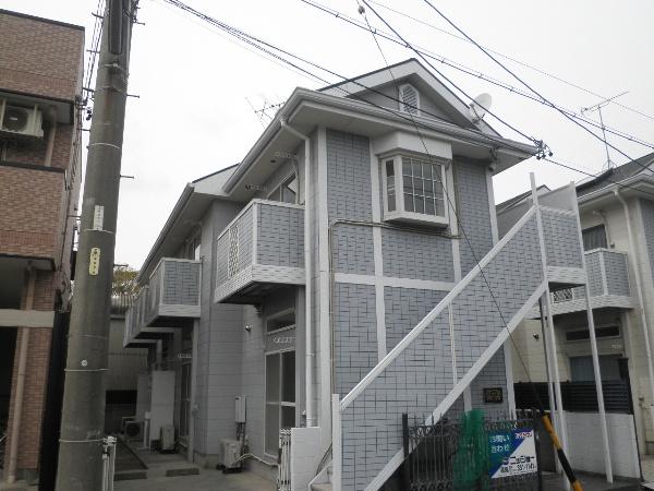 CASA中郷(カーサチュウゴー)外観写真