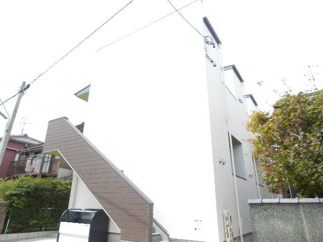 エクセル日ノ宮外観写真
