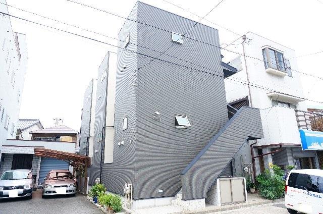CRESTINE高畑 (クレスティーンタカバタ)外観写真