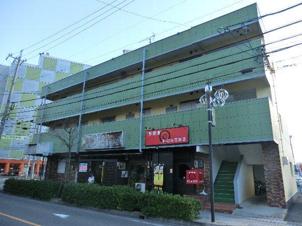 ラ・ポ-ル勝川外観写真