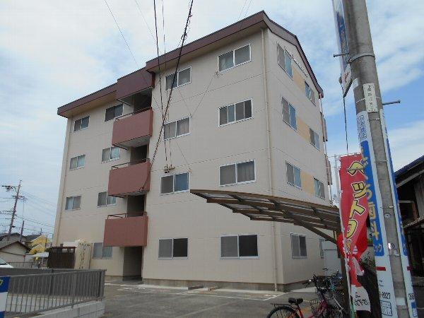 キャッスルプラザK&KパートⅠ外観写真