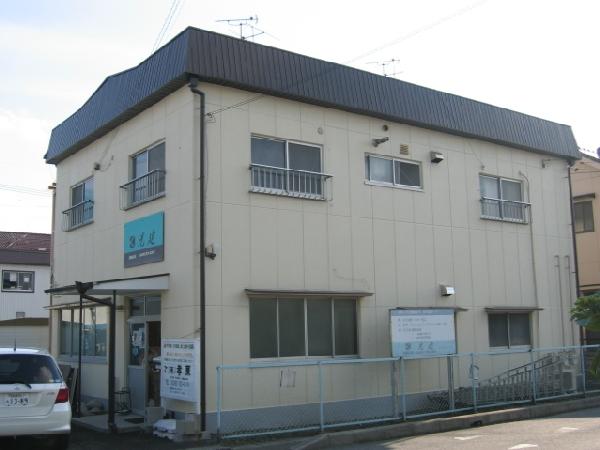 長縄アパ-ト外観写真