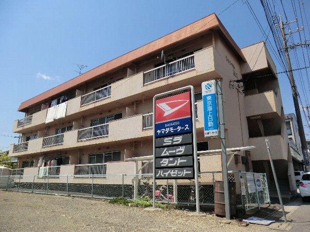 シャンブル勝川外観写真