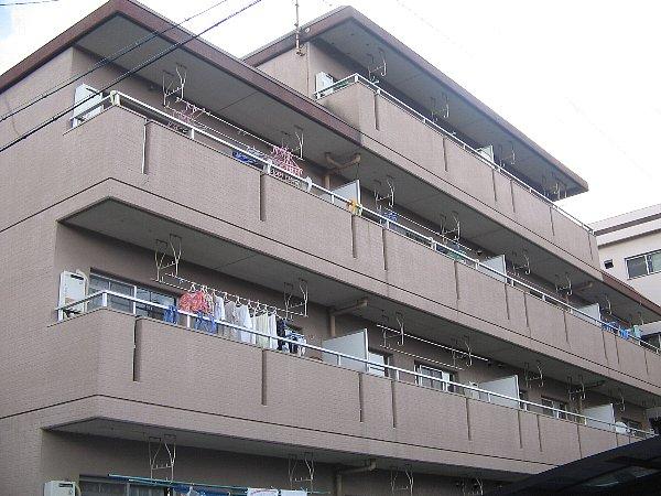 酒井マンション外観写真