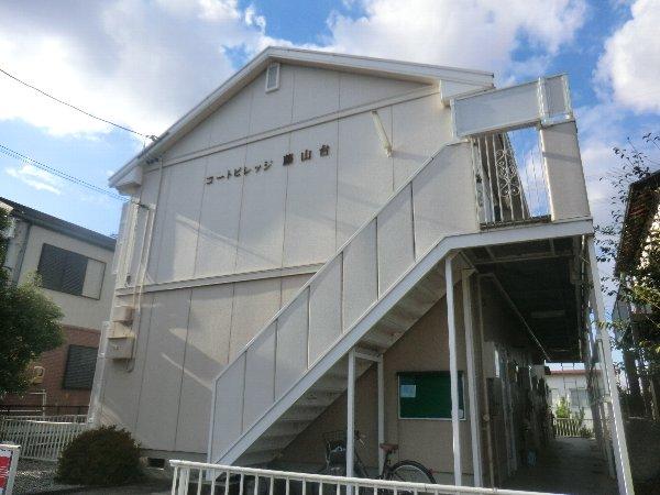 コートビレッジ藤山台外観写真