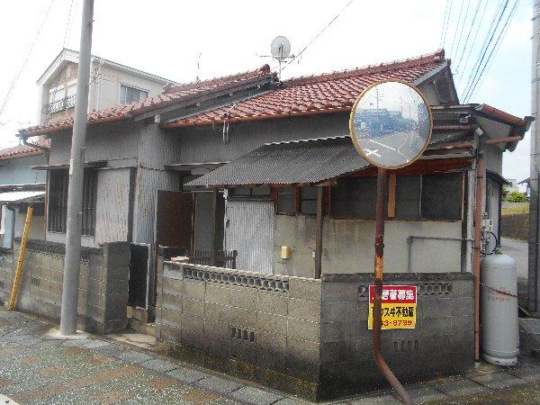 堀尾様菅大臣町貸家外観写真