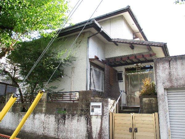 八木様戸建住宅外観写真