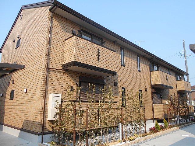 (仮)D-room上田楽町 A棟外観写真