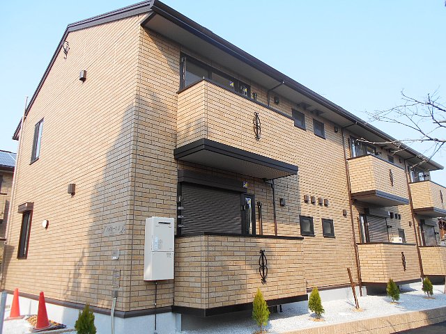 (仮)D-room上田楽町 B棟外観写真