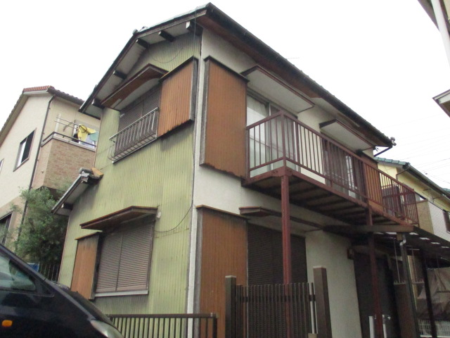 十三塚町貸家外観写真