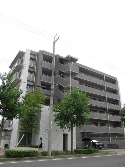 バンベール春日井イースト外観写真